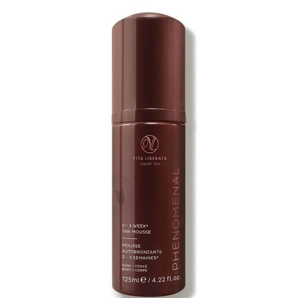 Vita Liberata Phenomenal 2-3 Week Tinted Tan Mousse - Dark 125ml