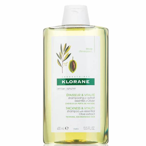 KLORANE Shampoo with Essential Olive Extract 13.5oz