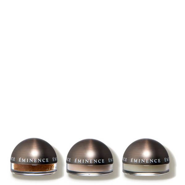 Eminence Organic Skin Care Lip Trio 3 piece
