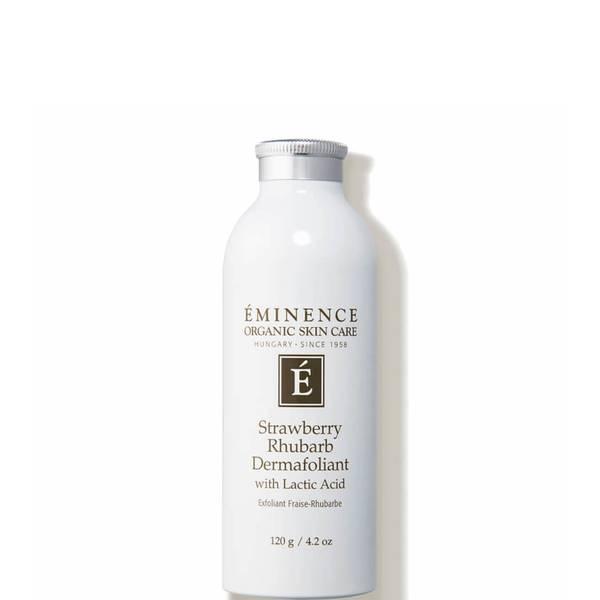 Eminence Organic Skin Care Strawberry Rhubarb Dermafoliant 4.2 oz