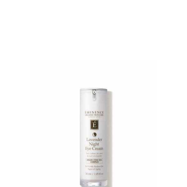 Eminence Organic Skin Care Lavender Age Corrective Night Eye Cream 1.05 fl. oz