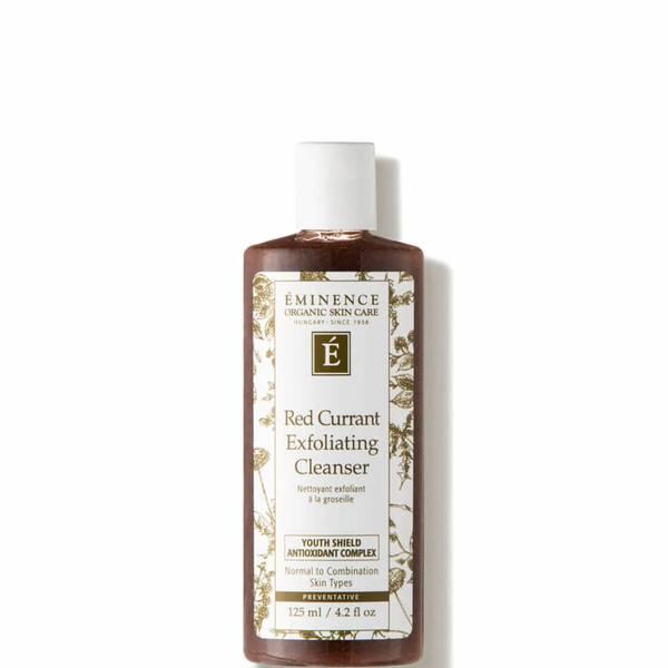 Eminence Organic Skin Care Red Currant Exfoliating Cleanser 4.2 fl. oz