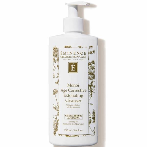 Eminence Organic Skin Care Monoi Age Corrective Exfoliating Cleanser 8.4 fl. oz