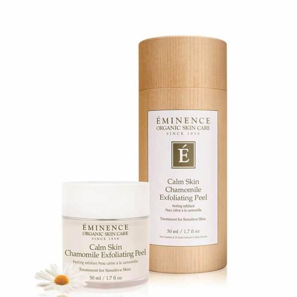 Eminence Organic Skin Care Calm Skin Chamomile Exfoliating Peel 1.7 fl. oz