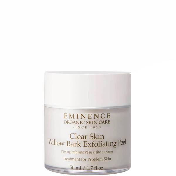 Eminence Organic Skin Care Clear Skin Willow Bark Exfoliating Peel 1.7 fl. oz