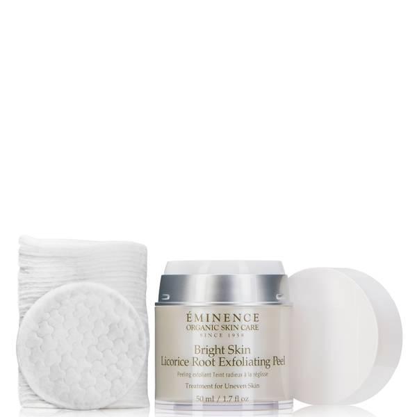 Eminence Organic Skin Care Bright Skin Licorice Root Exfoliating Peel 1.7 fl. oz