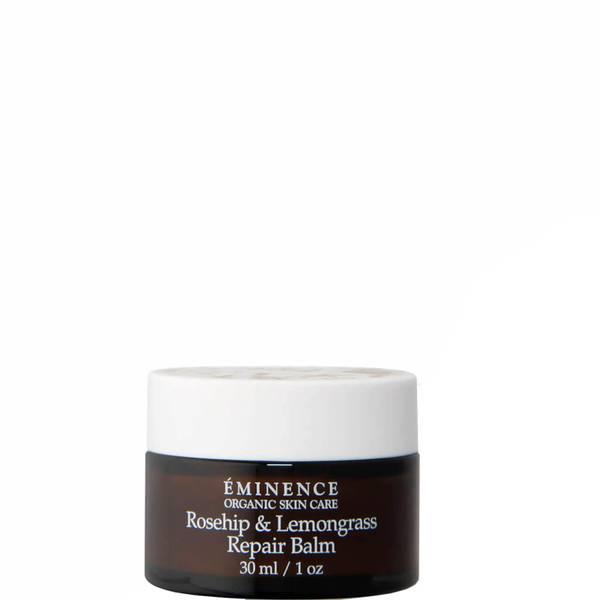 Eminence Organic Skin Care Rosehip Lemongrass Repair Balm 1 oz