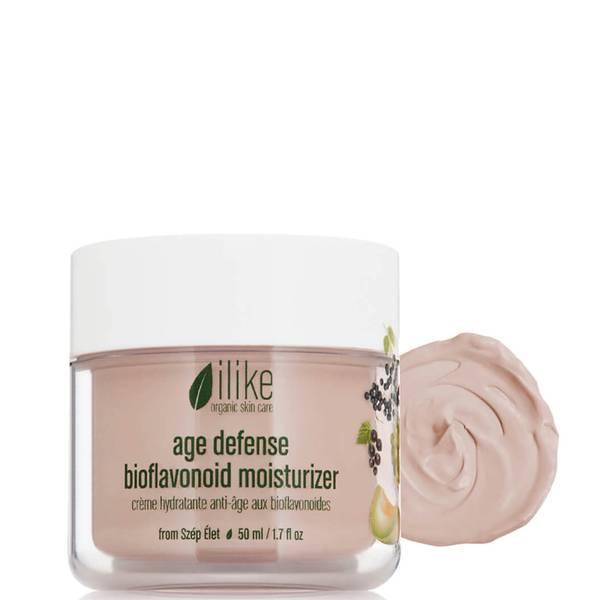 ilike organic skin care Age Defense Bioflavonoid Moisturizer (1.7 fl. oz.)