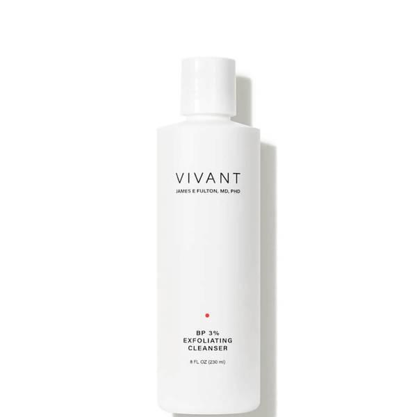 Vivant Skin Care BP 3 Exfoliating Cleanser Acne Treatment (4 fl. oz.)