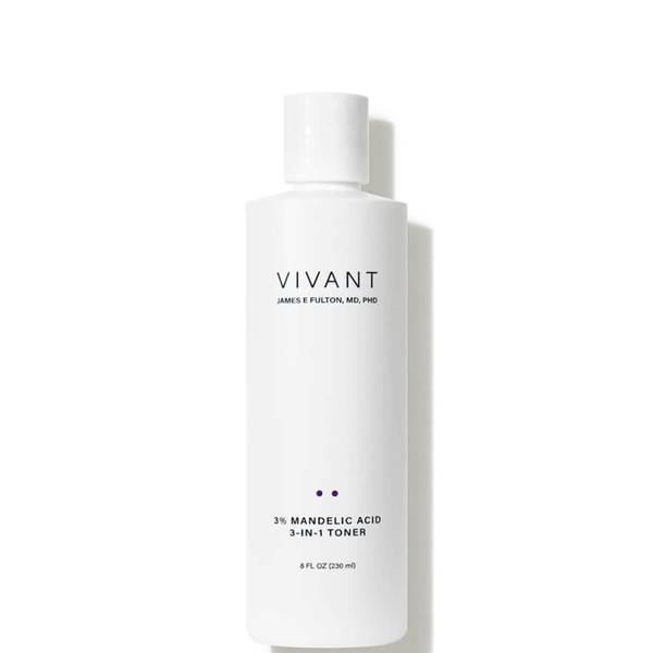 Vivant Skin Care 3 Percent Mandelic Acid 3-in-1 Toner (4 fl. oz.)