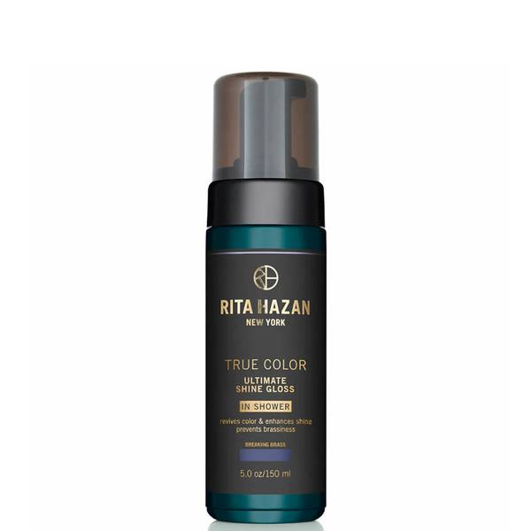 Rita Hazan True Color Ultimate Shine Gloss - Breaking Brass (5 oz.)