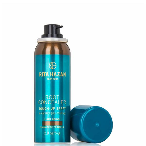 Rita Hazan Root Concealer Touch Up Spray - Light Brown (2 oz.)