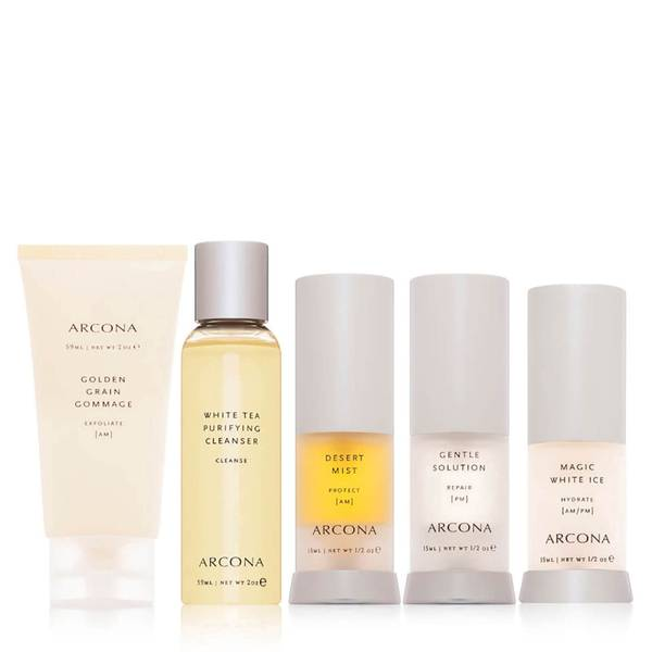 ARCONA Travel Kit For Normal Skin (5 piece)