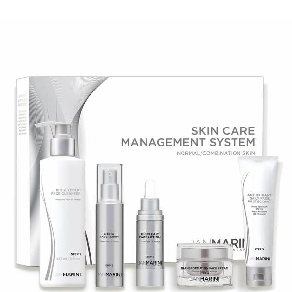 Jan Marini Skin Care Management System - Normal to Combination (5 piece - $374 Value)