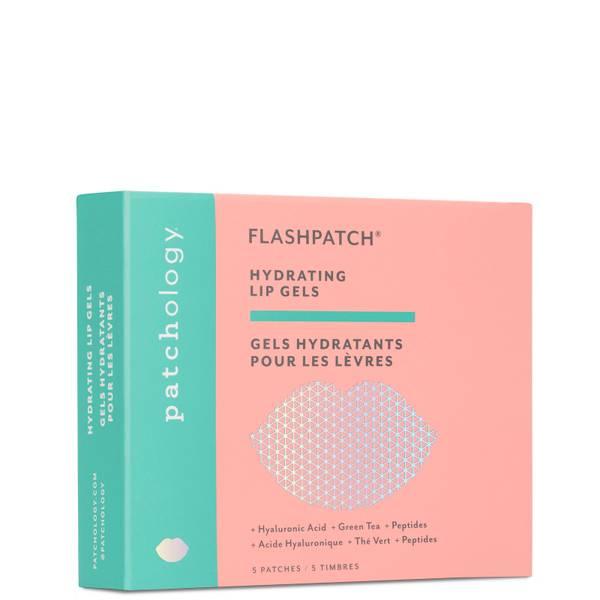 Patchology FlashPatch Lip Renewal 5 Minute Hydrogels (5 count)