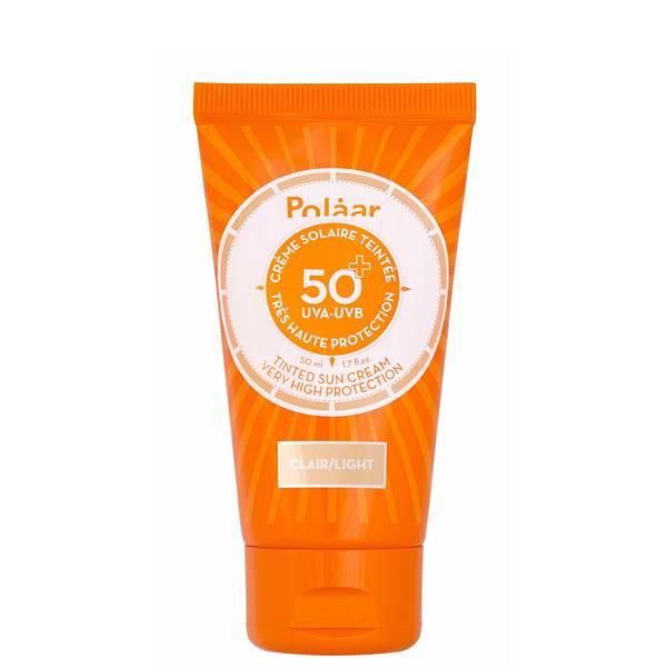 Polaar Very High Protection Sun Cream SPF50+ Tinted 50ml