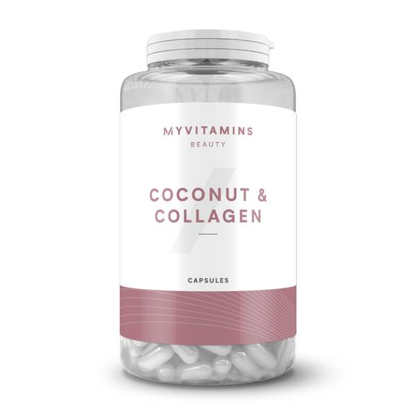 Myvitamins Coconut and Collagen