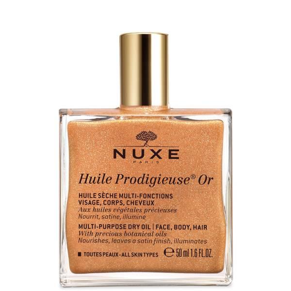NUXE Huile Prodigieuse Golden Shimmer Multi Usage Dry Oil 50ml
