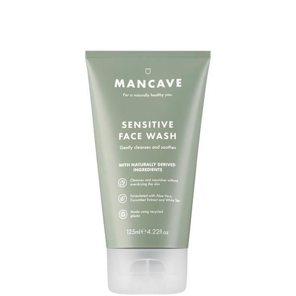ManCave 敏感肌膚洗面乳 125ml
