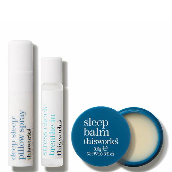 this works Sleep Over Kit Limited Edition (3 piece)