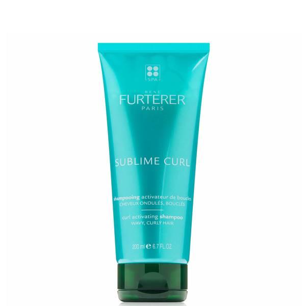 René Furterer SUBLIME CURL Curl Activating Shampoo (6.7 fl. oz.)