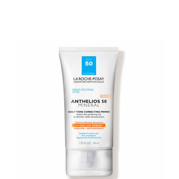 La Roche-Posay Anthelios Tinted Mineral Primer with SPF 50 (1.35 fl. oz.)