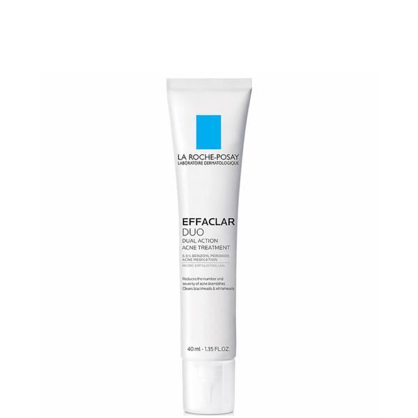 La Roche-Posay Effaclar Duo Acne Treatment with Benzoyl Peroxide (1.35 oz.)