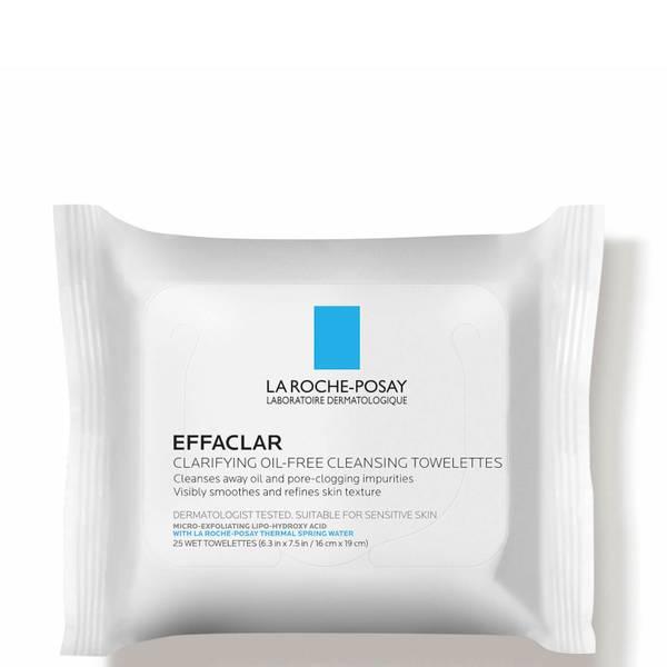 La Roche-Posay EFFACLAR Towelettes (25 count)