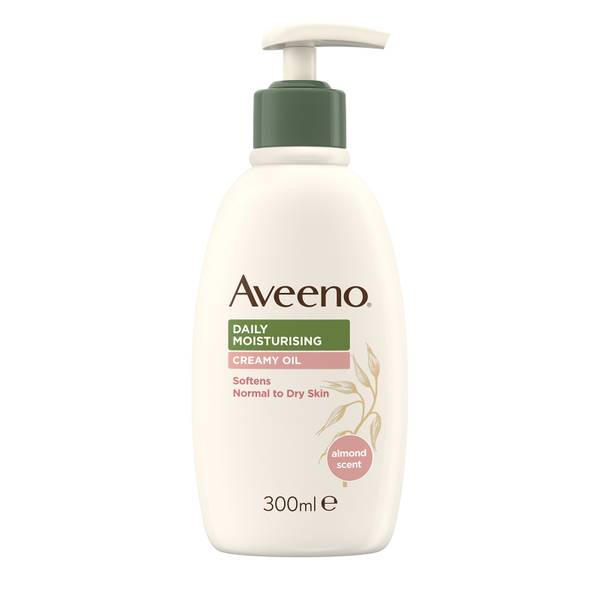 Aveeno Daily Moisturising Creamy Oil 300ml
