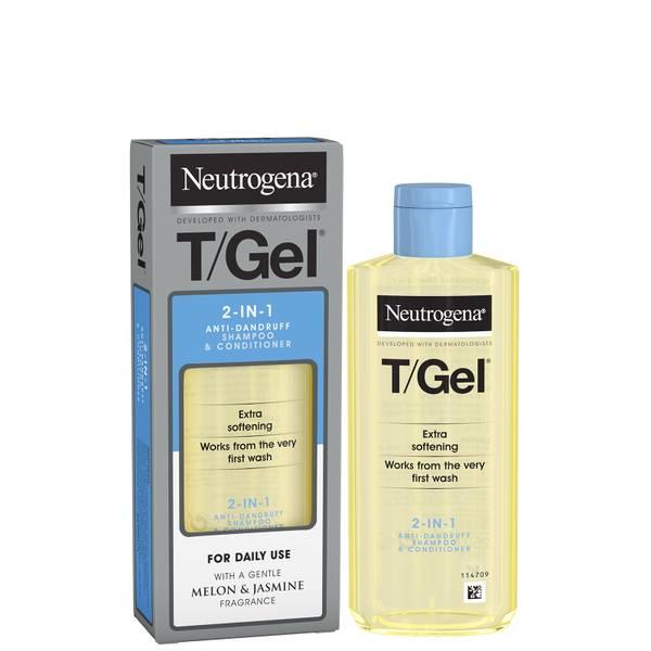 Neutrogena T/Gel 2-in-1 Shampoo and Conditioner 250ml