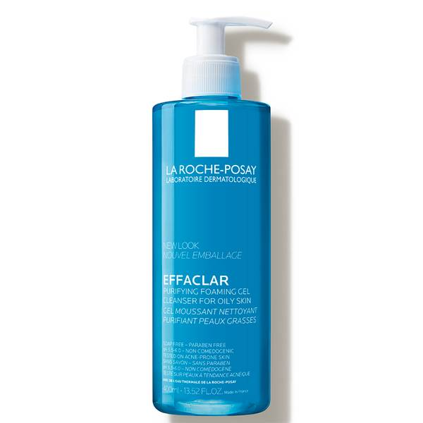 Gel limpiador Effaclar de La Roche-Posay 400 ml