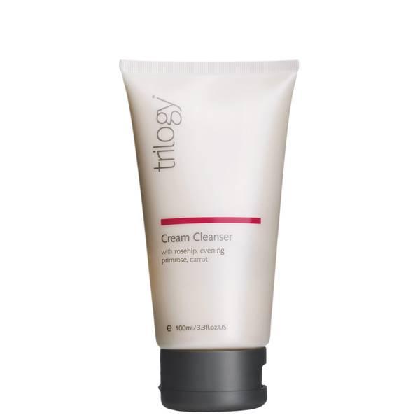 Trilogy Cream Cleanser 3.6 oz Tube
