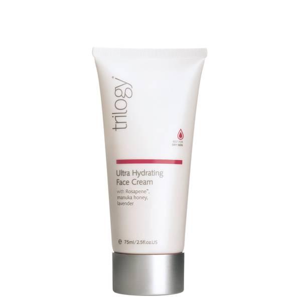 Trilogy Ultra Hydrating Face Cream 2.6 oz