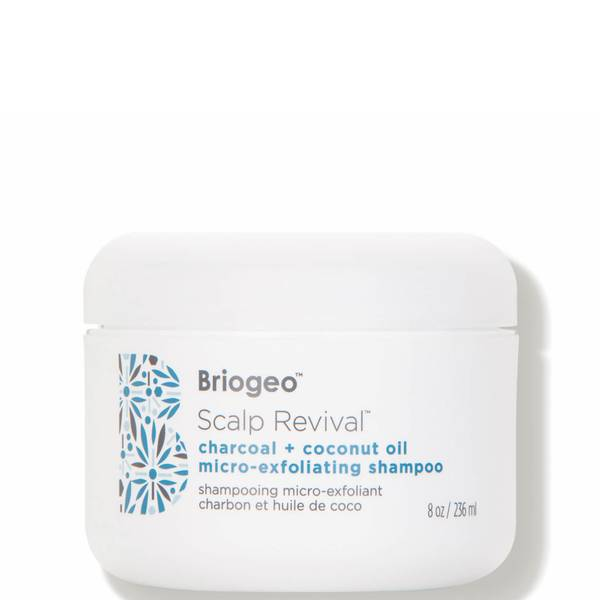 Briogeo Scalp Revival Charcoal Coconut Oil Micro-Exfoliating Shampoo (8 oz.)