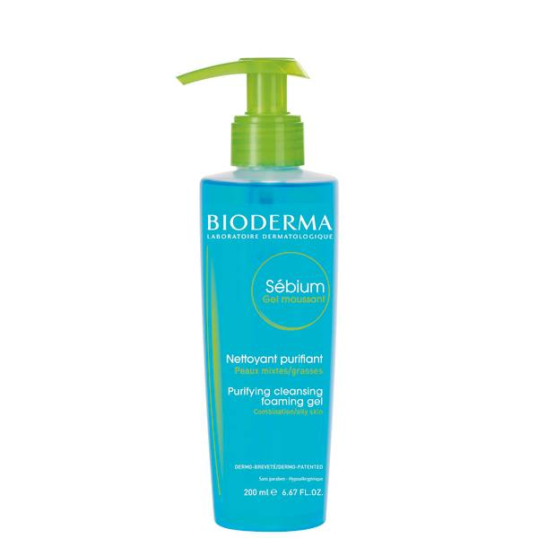 Bioderma Sébium Purifying Foaming Gel Oily to Blemish-Prone Skin 200ml