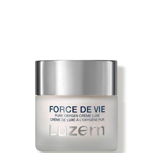 Luzern Laboratories Force De Vie Pure Oxygen Creme Luxe (2 fl. oz.)