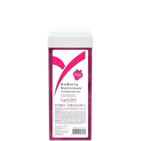 Lycon Soberry Delicious Cartridge Strip Wax 100ml