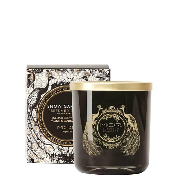 MOR Emporium Classics Snow Gardenia Perfumed Candle 380g
