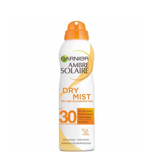 Crema solar en espray con FPS30 Bruma seca de Garnier Ambre Solaire 200 ml