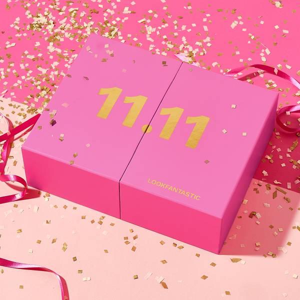 2021 LOOKFANTASTIC 11.11 單身狂歡美妝禮盒