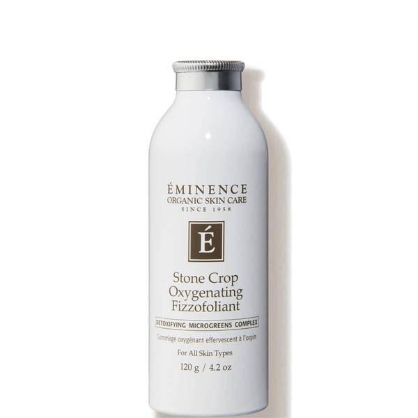 Eminence Organic Skin Care Stone Crop Oxygenating Fizzofoliant 4.2 oz
