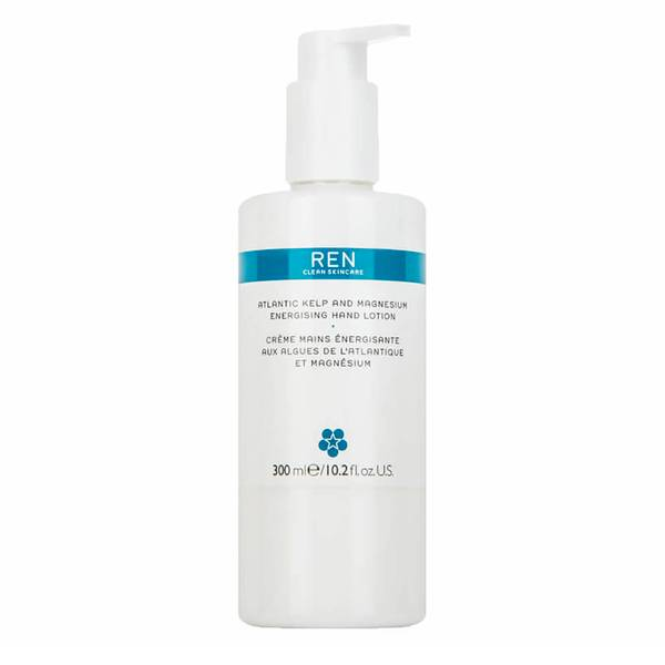 REN Clean Skincare Atlantic Kelp And Magnesium Energising Hand Lotion (10.2 fl. oz.)