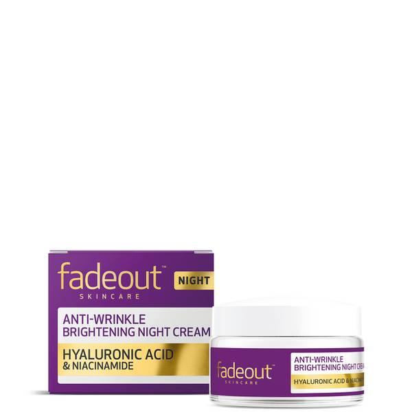 Fade Out Anti-Wrinkle Brightening Night Cream 50ml