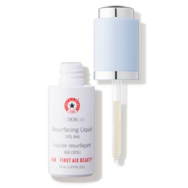 First Aid Beauty Skin Lab Resurfacing Liquid 30ml (10% AHA)