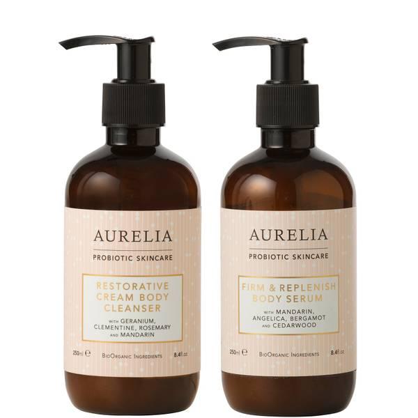 Crème Nettoyante Réparatrice pour le Corps Restorative Cream Body Cleanser Aurelia Skincare 250ml