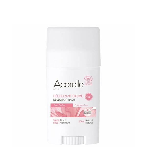 Déodorant baume bio sans parfum Acorelle 40g
