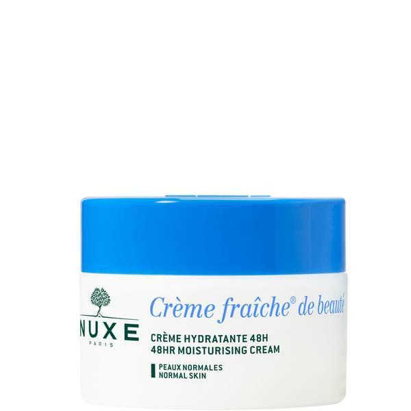 Crema hidratante Crème Fraîche de Beauté para pieles normales de NUXE 50 ml