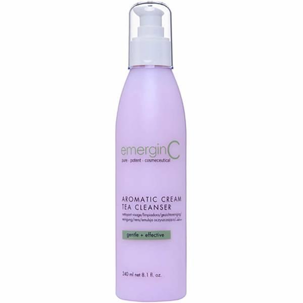 EmerginC Aromatic Cream Tea Cleanser (8.1 fl. oz.)