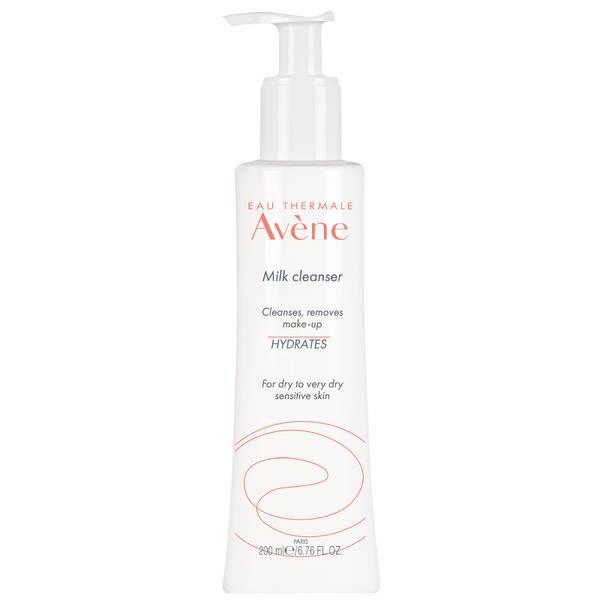 Avène Gentle Milk Cleanser and Make-Up Remover for Sensitive Skin 200ml