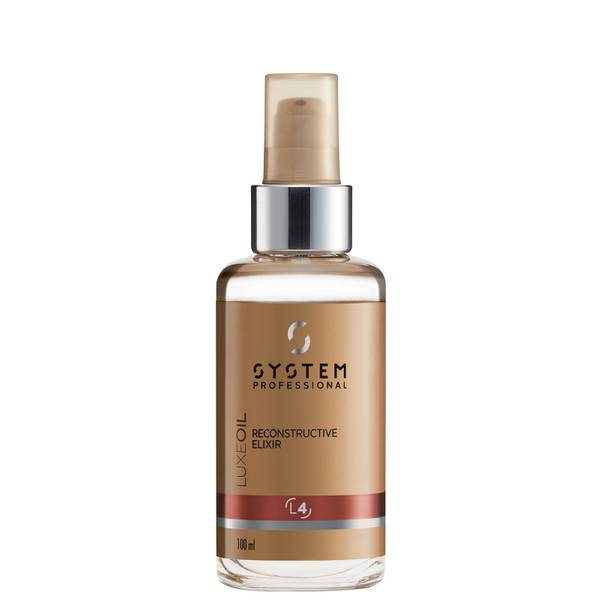 System Professional Luxe Oil Reconstructive Elixir 100 ml